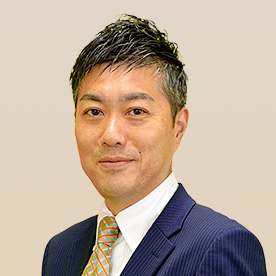 photo of Head Master Mr. Koiwa